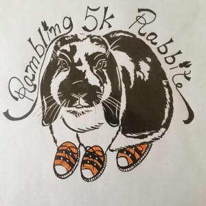 Rambling Rabbit Logo 2017