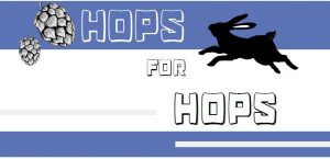 Join OHRR for Hops for Hops on May 13th at Land Grant Brewing Company