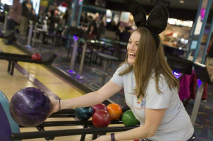Please Join Us for Bowling for the Bunnies on Sunday, March 1st!