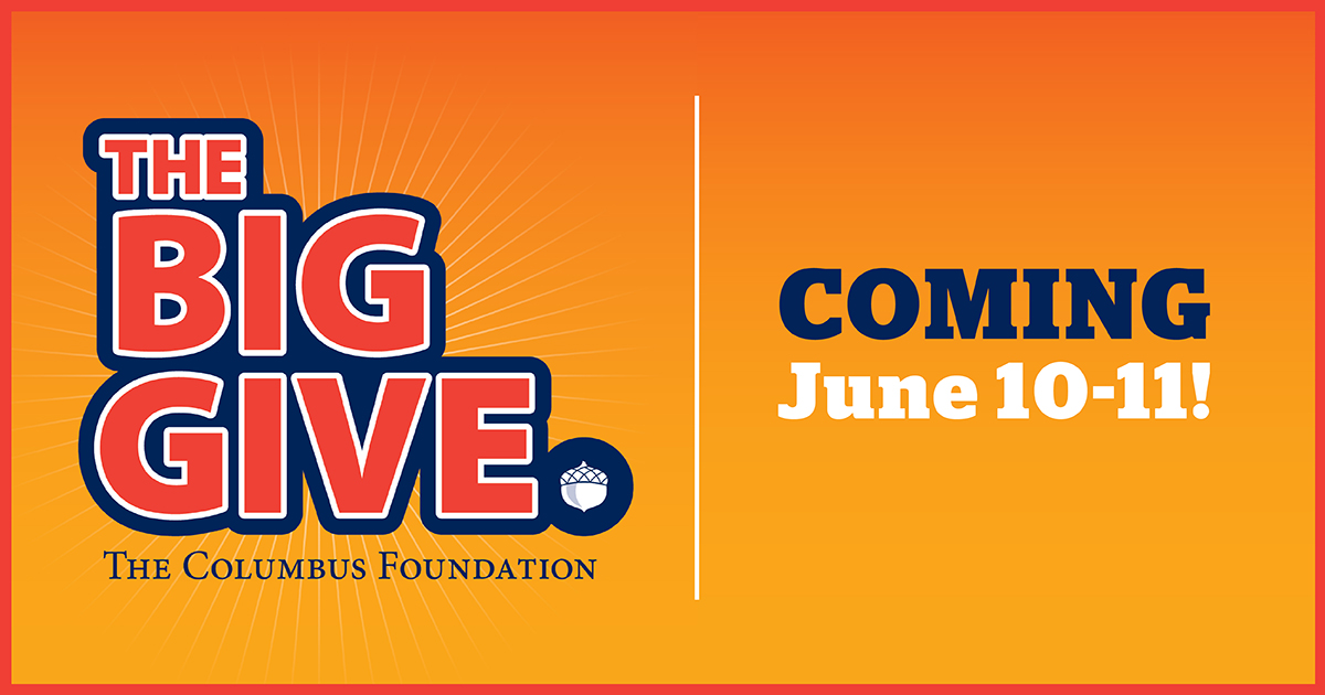 Save the Date for The Big Give: June 10-11